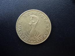 HONGRIE : 10 FORINT  1984 BP    KM 636     SUP - Hongrie