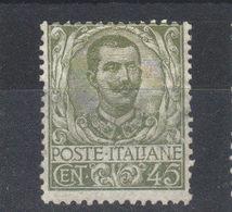 ITALIE       N° 71* (1901) - Nuevos