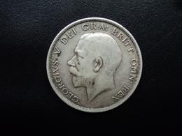 ROYAUME UNI : 1/2 CROWN   1916     KM 818.1       TTB - 1902-1971 : Monnaies Post-Victoriennes