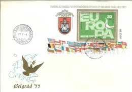 FDC 1977 - FDC