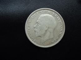 ROYAUME UNI : 1/2 CROWN   1926     KM 830 *     TB+ / B+ - 1902-1971 : Monnaies Post-Victoriennes