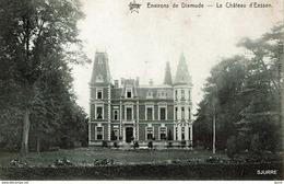Diksmuide / Dixmude - Kasteel - Le Château D'Eessen ** - Diksmuide