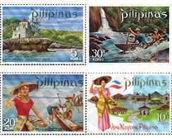 Ref. 87426 * MNH * - PHILIPPINES. 1971. TOURISM . TURISMO - Philippines
