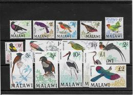Malawi N°92/105 - Oiseaux - Neufs ** Sans Charnière - TB - Malawi (1964-...)