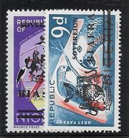 Nigéria Biaffra N°14/15 - Oiseaux - Neufs ** Sans Charnière - N°14 Gomme B/TB - Nigeria (1961-...)