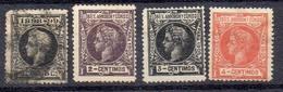 ESPAGNE Et COLONIES ! Timbres Anciens De ELOBEY, ANNOBON Et CORISCO Depuis 1903 ! NEUFS* - Cuba (1874-1898)