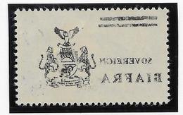 Nigéria Biaffra N°11 - Oiseaux - Neufs ** Sans Charnière - Variété Surcharge Recto-verso - TB - Nigeria (1961-...)
