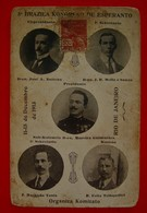 5a BRAZILA KONGRESO DE ESPERANTO 1913 RRR!!! - Esperanto
