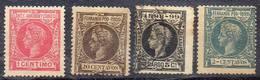 ESPAGNE Et COLONIES ! Timbres Anciens De FERNANDO POO, ELOBEY Depuis 1903 ! NEUFS* - Cuba (1874-1898)