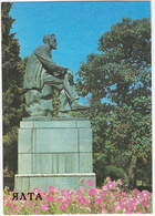 Kiev - Monument Of A Sitting Man - (Ukrain) - Oekraïne