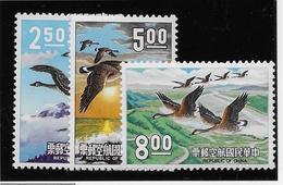 Formose Poste Aérienne N°15/17 - Oiseaux - Neufs ** Sans Charnière - TB - Asia (Other)