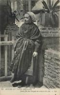 CPA Moeurs Et Types Bretons - Jeune Fille Du CONQUET Finistère En Costume De Fête - LL. 68 - Circulée - Bretagne