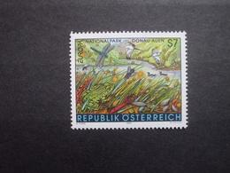 Österreich     Natur-und Nationalparks   Europa Cept  1999   ** - 1999