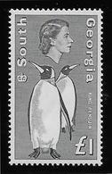 Falkland Dépendances Géorgie Du Sud N°24 - Oiseaux - Neufs ** Sans Charnière - TB - Falkland