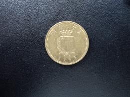 MALTE : 1 CENT   1995   KM 93     SUP - Malte