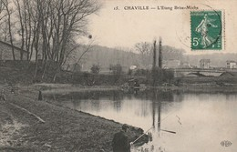 CPA CHAVILLE 92 - L'étang De Brise-Miche - Chaville