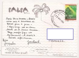 Brasil, Líbano - Brazil