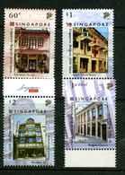 Singapour 2005 Y&T 1354/57 ** - Singapour (1959-...)