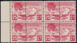 1932. PAISAJES. 25 CTS. DOBLE DENTADO VERTICAL. - Nuevos