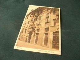 Vicenza - Palazzo Garzadori In Contrà Piancoli Il Nome Garzadori A Quello Delle Garziere Di Santorso L'arte Della Lana - Artigianato