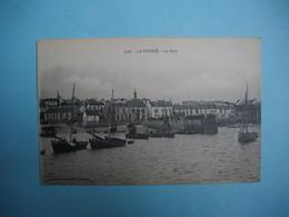 LA TRINITE  -  56  -  Le Quai  -  Morbihan - La Trinite Sur Mer