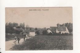 Saint Leger Vue Generale - France