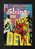 Strange N°199 Division Alpha O Temps Suspends Ton Vol - L'homme Araignée - L'intrépide Daredevil - L'ère Atomique - Strange