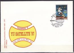 Yugoslavia - Special Cancel - WOMEN'S YU SATELLITE 1997 - TENNIS - Tennis