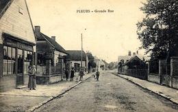 PLEURS -grande Rue - Ed. Boulard - Andere Gemeenten
