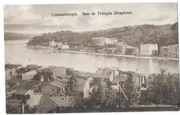 CONSTANTINOPLE (Turquie) Baie De Thérapia - Turquie