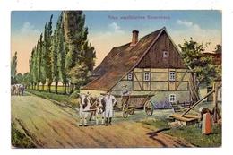 LANDWIRTSCHAFT - Altes Westfälisches Bauernhaus - Landwirtschaft