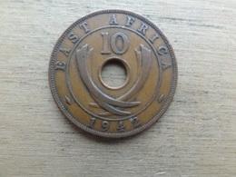 East Africa  10  Cents  1942   Km 26.2 - Colonie Britannique