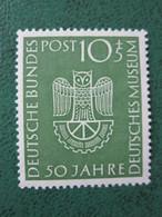 Bund  Mi 163 **   Postfrisch  ,  Einwandfrei - Ungebraucht