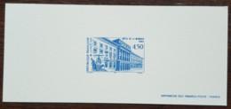 GRAVURE - YT N°3252 - Hôtel De La Monnaie - 1999 - Documents Of Postal Services