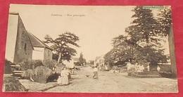 70 - Lambrey - Rue Principal - (  Hte Saône ) ::::: Animation ---------------- 478 - Autres Communes