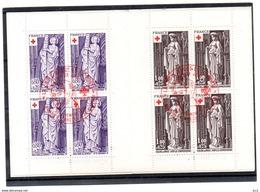 Carnet Croix-Rouge - N°2025 Oblitéré - Markenheftchen