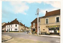 Marmignolles - Rue De Stalingrad Et Le Carrefour -   CPSM° - Otros Municipios