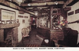 AO54 Mary's Bar, Jamaica Inn, Bodmin Moor, Cornwall - Engeland