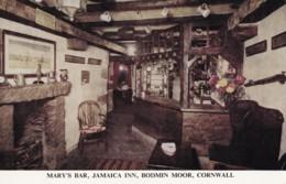 AO54 Mary's Bar, Jamaica Inn, Bodmin Moor, Cornwall - Angleterre