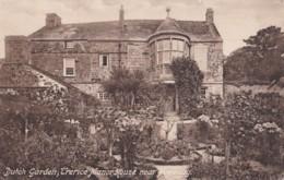 AS10 Dutch Garden, Trerice Manor House Near Newquay - Newquay