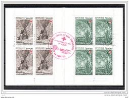 Carnet Croix-Rouge - N°2031  Oblitéré - Markenheftchen