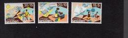 673689298 NETHERLANDS ANTILLES 1975 POSTFRIS MINT NEVER HINGED POSTFRISCH EINWANDFREI SCOTT B137 B13+ CHILDREN ANIMALS - Antilles