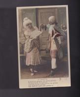 Couple Dansant La Gavotte - Couples