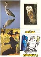 Lot 1135 Cartes Postales , Cartes Scannées Incluses - Cartes Postales