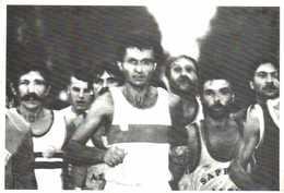 CATMAUX 18 Octobre 1986 Arrivée De Mac Granier Après 110 Km De Course à Travers Le Département RV - Carmaux
