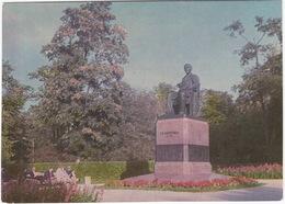 Tallinn - Fr. R. Kreutzwaldi Mälestussammas - (Estland) - Estland