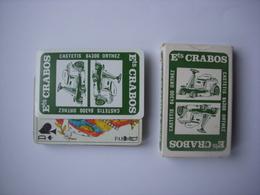 JEU DE 32 CARTES - PUBLICITE - ETS CRABOS - 64 - CASTETIS - ORTHEZ - TONDEUSE AUTO-PORTEE - 32 Cards