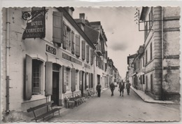 NAVARRENX  LA GRANDE RUE    HOTEL DU COMMERCE - Francia