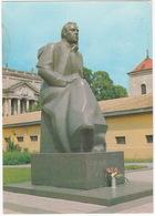 Kaunas - J. Maironio Paminklas - Lietuvos TSR - (Litouwen) - Litouwen
