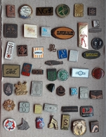 Croatia Bosnia Yugoslavia Slovenia 50 Different Pins  LOT 1 - Badges